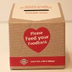 Die Cut Donation Boxes - Printed to Customer Requirements